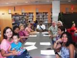 Club de Lectura Fàcil de Tortosa: tertúlia sobre el llibre 'El nou món de la Sandy'