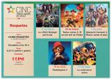 Torna el cinema infantil en català (CINC) a Roquetes
