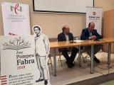 Gandesa commemora amb una conferència l'Any Fabra