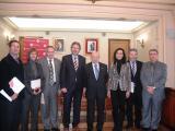 Presentació de la campanya 'Oberts al català' a les Terres de l'Ebre