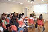 Sessió sobre recursos lingüístics en línia adreçada al personal de l'empresa Casolem de Cardedeu