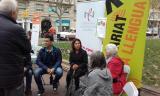Tast de parelles lingüístiques a la 7a Setmana de la Responsabilitat Social