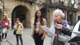 Passejada literària per la Girona de Bertrana i Aguilar