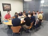Tècnics del Consorci i de la Generalitat Valenciana intercanvien experiències professionals a Tortosa