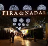 Passejada per la Fira de Nadal de Mataró