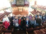 Visita al Palau de la Música Catalana dels alumnes dels cursos de català de Corbera de Llobregat