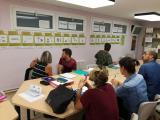 Els alumnes de Montornès comencen les classes jugant a desxifrar enigmes