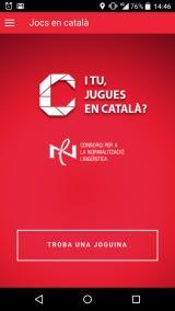 El Consorci estrena la primera aplicació per a mòbils 'Jocs en català'