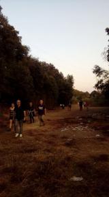 Arran de Font se celebra un any més a Rubí amb èxit d'assistència