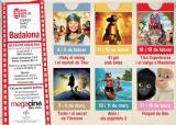 Sis pel·lícules infantils a preu reduït en el quart CINC que es fa al Màgic Badalona