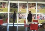 """L'exposició  """"A dues veus. Retrats de converses en català"""" es podrà veure fins al 17 de març a Cambrils"""