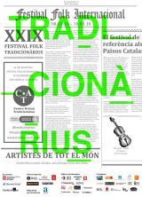 El CNL de Barcelona col·labora amb el 29è Tradicionàrius Festival Folk Internacional