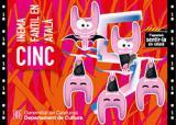 El CNL de Badalona i Sant Adrià presenta un nou CINC ple de bones pel·lícules infantils i juvenils al Megacine Badalona