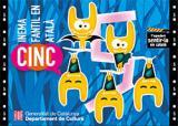 Comença la 17a edició del cicle de Cinema Infantil en Català CINC