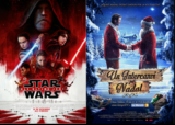 'Star Wars. Els últims Jedi' i 'Un intercanvi per Nadal' s'estrenen divendres en català