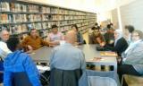 Tertúlia sobre el llibre 'L'aigua del Rif' al Club de Lectura Fàcil de Tortosa
