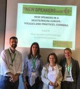 El CPNL, present al congrés de Coïmbra sobre els nous parlants de les llengües