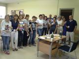 Festa de final de curs del nivell de suficiència 3 a Móra d'Ebre