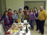 Els cursos de català de la Ribera d'Ebre celebren Carnestoltes