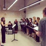 Concert de final de curs amb la coral Ciutat Vella M'Encanta