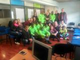 Alumnes de Sant Martí visiten la cooperativa Alencop
