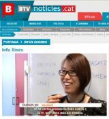 Els cursos de català per a xinesos del CNL de Barcelona, a BTV