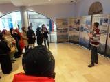 Visita d'alumnat del Consorci a l'exposició