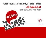 Comença una nova temporada de 'Llengua.cat', espai lingüístic a Ràdio Tortosa