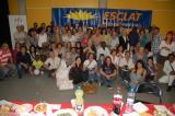 Èxit participatiu en la festa de cloenda de cursos de català per a adults i del Voluntariat per la llengua de Mollet del Vallès