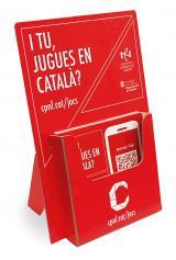 El programa 'I tu, jugues en català?' escalfa motors de cara a la campanya de Nadal