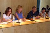 L'Escola Municipal d'Adults,l'SLC de Sant Pere de Ribes i el Pla Educatiu d'Entorn de les Roquetes celebren conjuntament el final de curs
