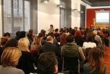 Assistència massiva en la presentació de la nova Gramàtica de l'IEC a Tortosa