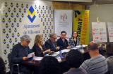 Yvonne Griley encoratja l'alumnat dels cursos de català 2012-2013 del CNL de Tarragona a fer de la llengua un motor del país