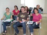 L'alumnat de la Ribera d'Ebre acomiada amb un brindis els cursos a distància