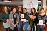 El Centre de Normalització Lingüística Montserrat i Diesa restauració premien la creativitat a l'hora de felicitar el Nadal