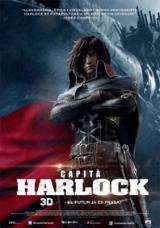 Aquest divendres s'estrena en català 'Capità Harlock'