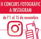 II Concurs fotogràfic a Instagram