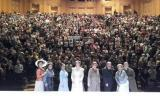 400 alumnes del Consorci per a la Normalització Lingüística viuen Rodoreda al Teatre Nacional de Catalunya