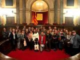 El VxL del Prat visita el Parlament