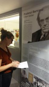 L'alumnat de Ciutat Vella descobreix els Bertrana