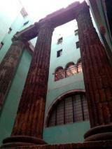 Hem visitat la ciutat romana de Barcino