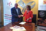 El Gremi de Flequers de la Província de Barcelona i el Consorci per a la  Normalització Lingüística acorden la col·laboració per a la formació en llengua catalana dels professionals del sector
