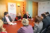 El CCAM, PIMEC Comerç i el CPNL potencien l'ús del català al comerç