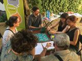 Juguem a l'Scrabble en català en la cloenda dels Cursos de Català i del VxL a Cardedeu