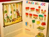L'Oficina de Català de la Llagosta presenta la campanya 'I tu, jugues en català?' a la Fira d'en Pepet
