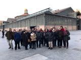 El VxL del Prat de Llobregat visita l'exposició de Montserrat Roig al Born