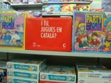 El Centre de Normalització Lingüística promou les joguines en català a Vilanova i la Geltrú