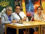 Presentació de la novel·la 'Camins d'aigua i foc' a Móra d'Ebre