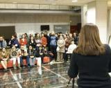 L'alumnat del Consorci participa al Dia de les Llengües Maternes