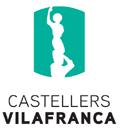 Els Castellers de Vilafranca renoven l'adhesió al Voluntariat per la llengua